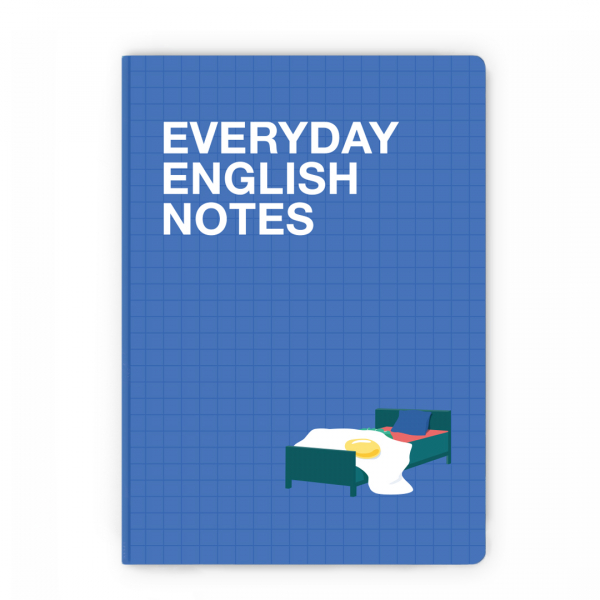 Блокнот в крапку Everyday English Notes
